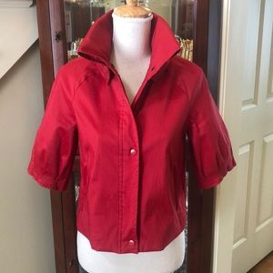 Samuel Dong Red Jacket